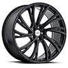 TSW Noble Alloy Wheels Matte Black with Gloss Black Face