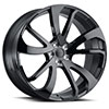 TSW Vincent Alloy Wheels Gloss Black