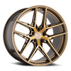 TSW Cairo Alloy Wheels Bronze w/ Brushed Bronze Face