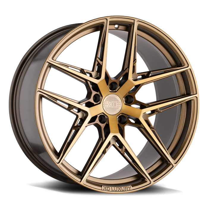 Cairo Aftermarket Wheels by XO Luxury
