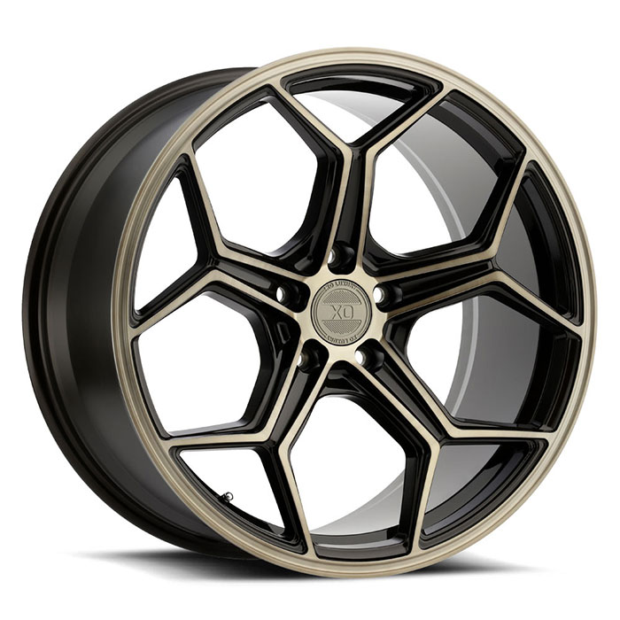 Helsinki Aftermarket Rims by XO Luxury