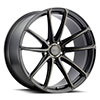 TSW Madrid Alloy Wheels Matte Black w/ Milled Spoke & Brushed Tinted Face