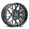 TSW Phoenix Alloy Wheels Gunmetal w/ Brushed Gunmetal Face