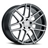 TSW Moscow Alloy Wheels Gloss Gunmetal w/ Ball Milled Spoke & Brushed Face