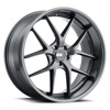 TSW Athens Alloy Wheels Gloss Gunmetal