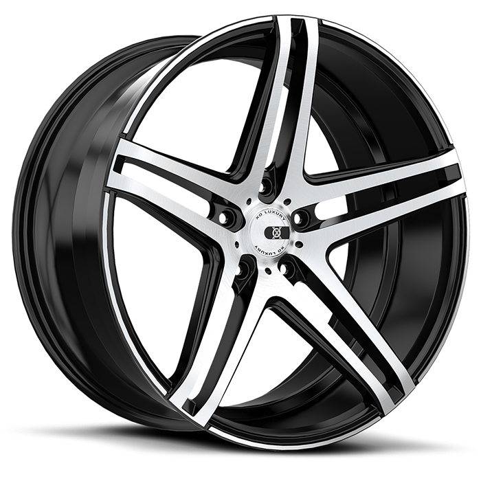 Caracas Aftermarket Rims by XO Luxury