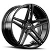 TSW Caracas Alloy Wheels Matte Black