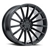 TSW London Alloy Wheels Matte Black