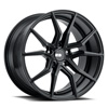 TSW Verona Alloy Wheels Matte Black