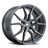 TSW Verona Alloy Wheels Matte Gunmetal
