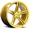 TSW XF2 Alloy Wheels Bronzite (Brushed Gold)