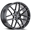 TSW Miglia Alloy Wheels Gloss Gunmetal