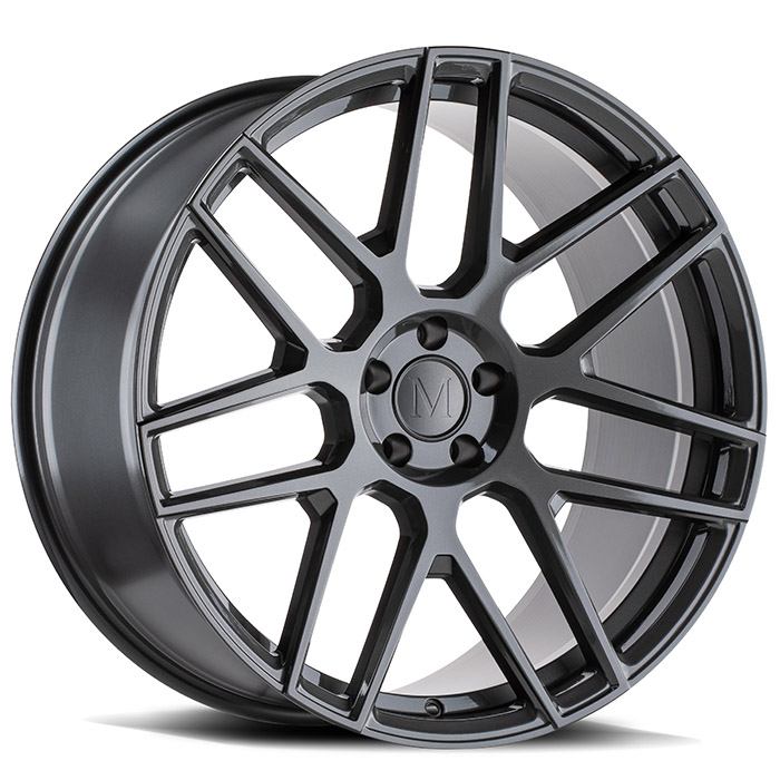 Miglia Mercedes-Benz Rims by Mandrus