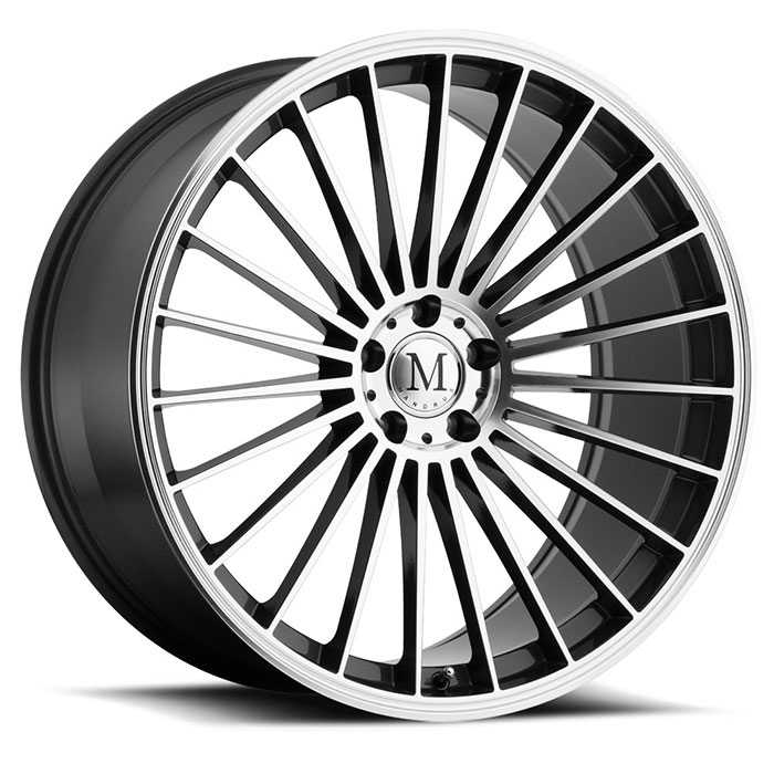 23 Mercedes-Benz Rims by Mandrus