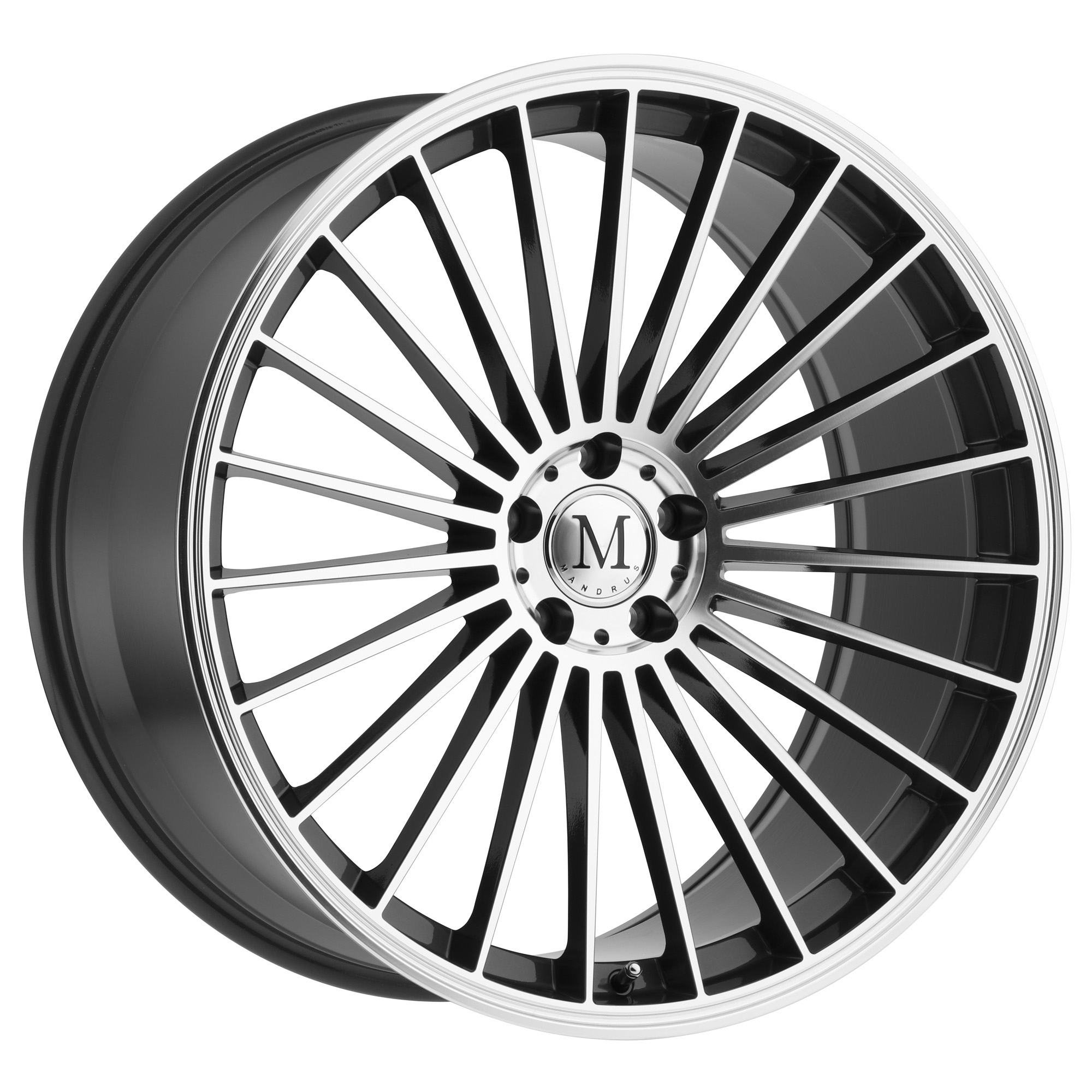 23 mercedes benz wheels by mandrus for Mercedes benz wheel