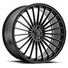 TSW 23 Alloy Wheels Matte Black