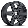 TSW Atlas Alloy Wheels Matte Black