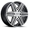 TSW Atlas 6 Alloy Wheels Gunmetal w/ Mirror Cut Face