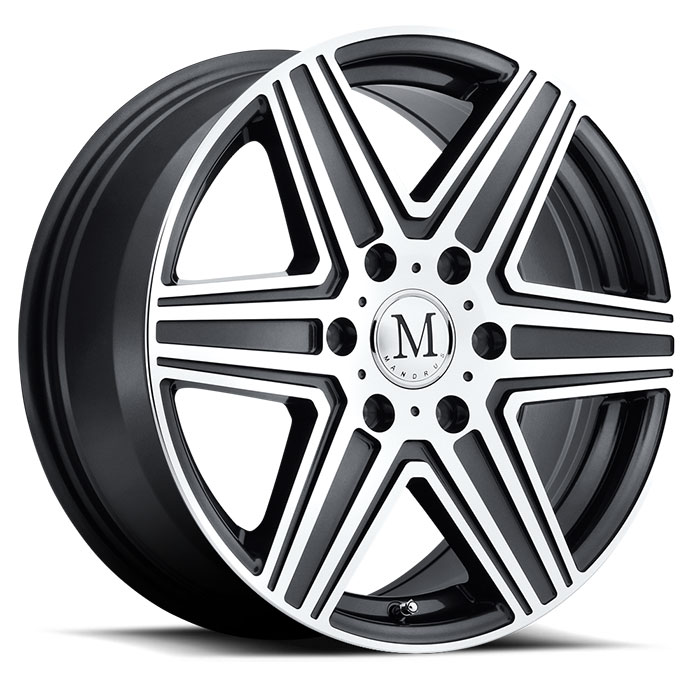Atlas 6 Mercedes-Benz Rims by Mandrus