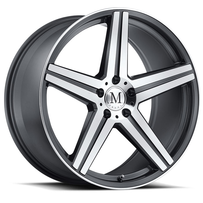Estrella Mercedes-Benz Rims by Mandrus