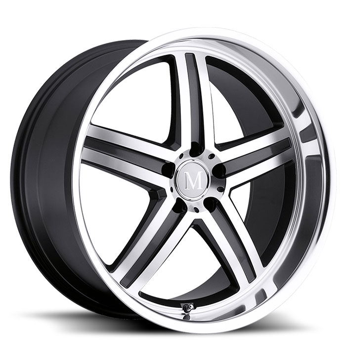 Mannheim Mercedes-Benz Rims by Mandrus