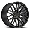 TSW Masche Alloy Wheels Semi Gloss Black w/ Mirror Cut Face & Translucent Clear