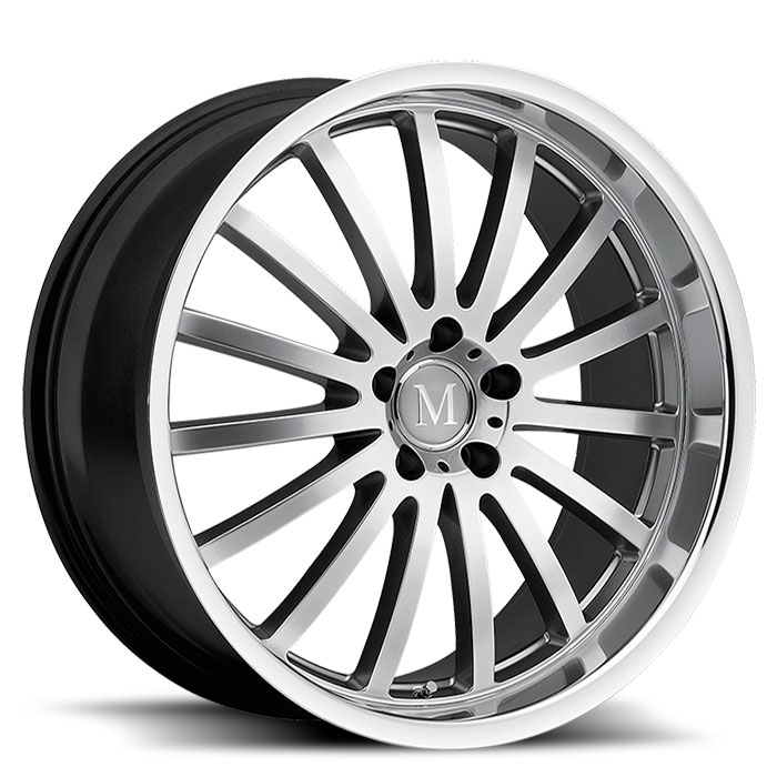Millennium Mercedes-Benz Rims by Mandrus