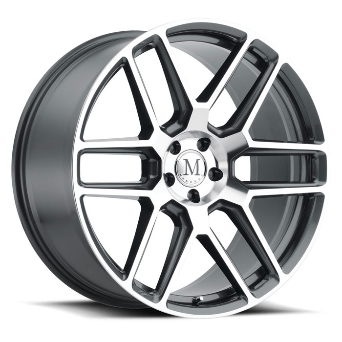Otto Mercedes-Benz Rims by Mandrus