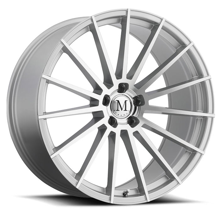 Stirling Mercedes-Benz Rims by Mandrus