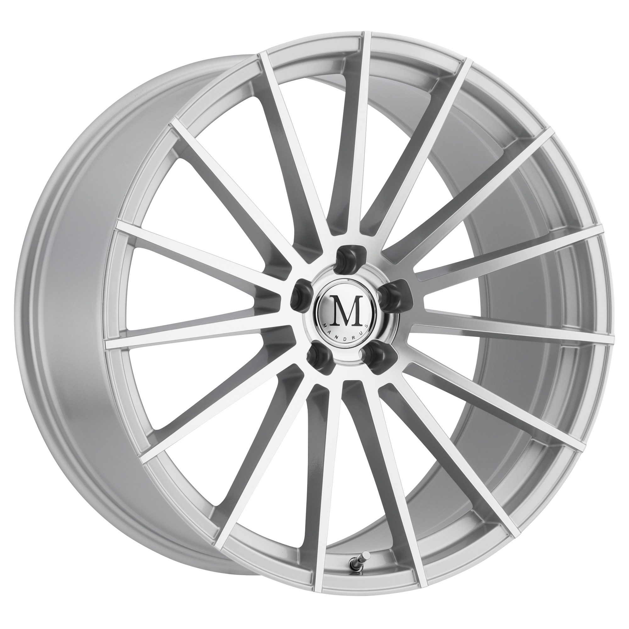 Stirling mercedes benz wheels by mandrus for Mercedes benz tire rims
