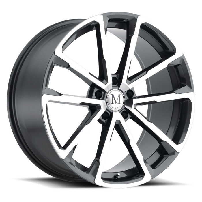 Wolf Mercedes-Benz Rims by Mandrus