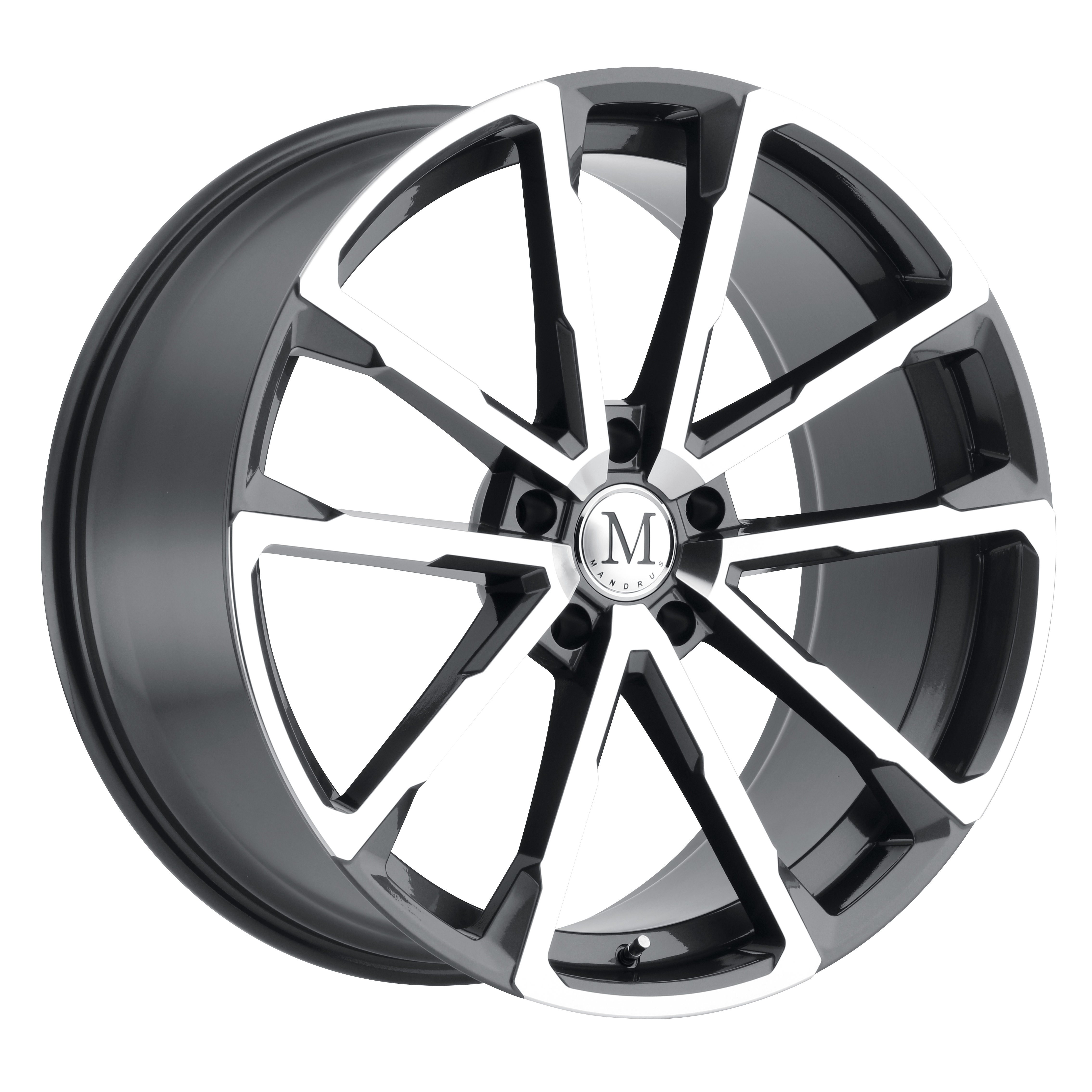 Wolf mercedes benz wheels by mandrus for Mercedes benz lug pattern