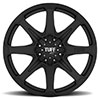 T05 Flat Black w/ Machined Flange