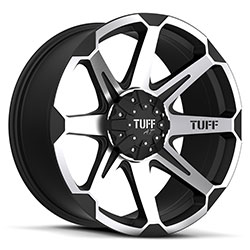 T05 Off Road Rims by Tuff
