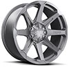 TSW T05 Alloy Wheels Satin Gunmetal