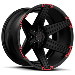 T12 Off Road Rims by Tuff