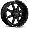 TSW T14 Alloy Wheels Satin Black