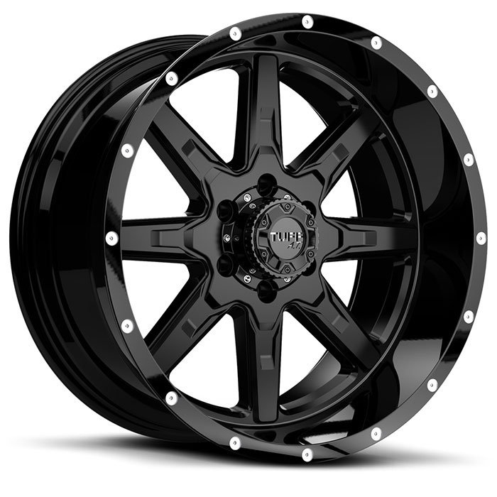T15 Off Road Rims by Tuff