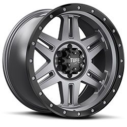 T16 Off Road Rims by Tuff