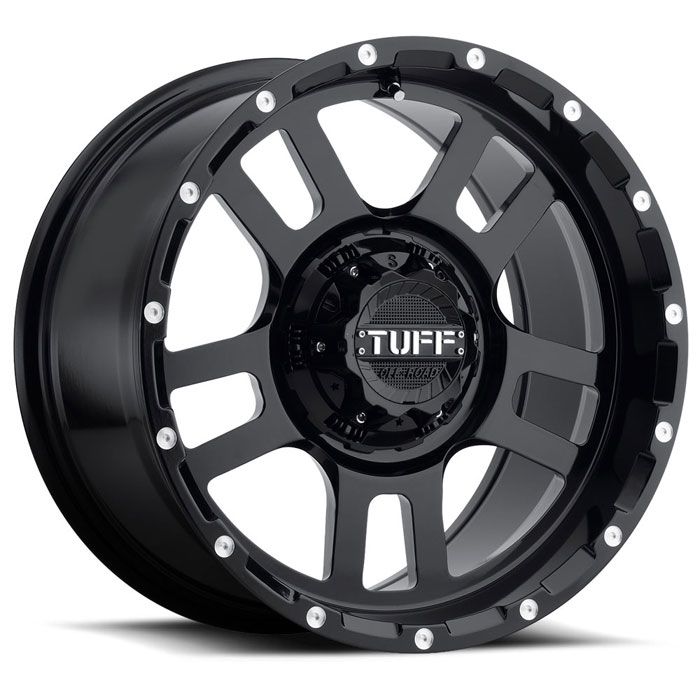 T19 Off Road Rims by Tuff
