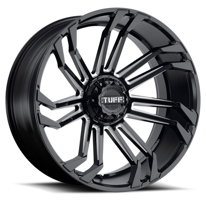 Tuff wheels and rims |T21