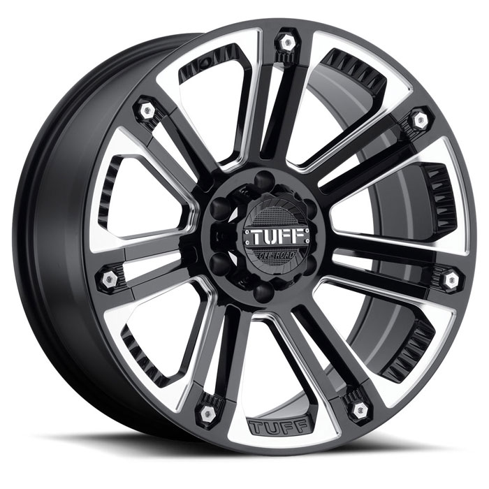 Tuff wheels and rims |T22