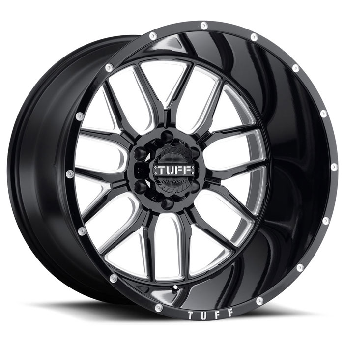 Tuff wheels and rims |T23