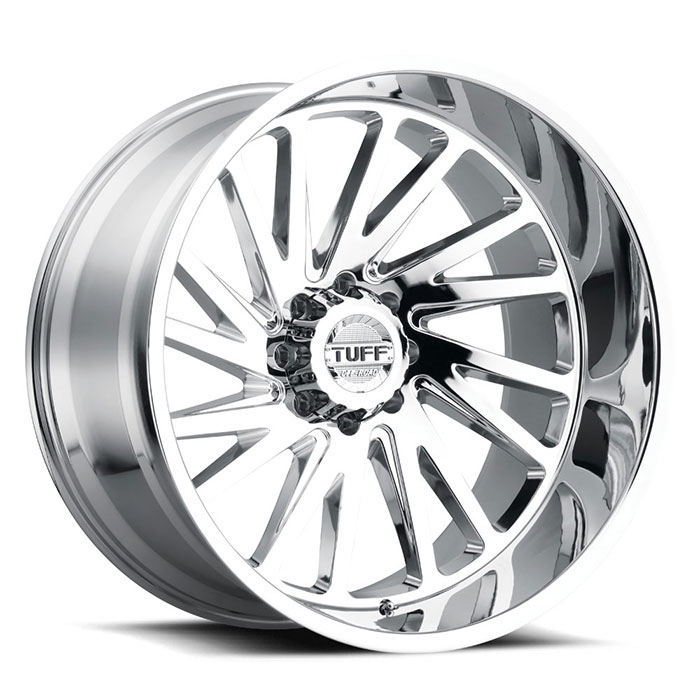 Truck Wheels and Rims by Tuff