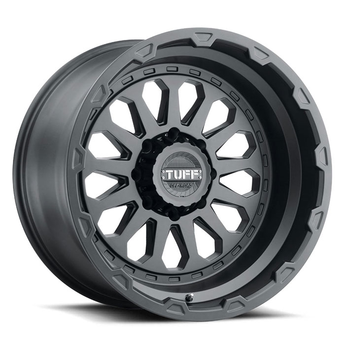 Tuff wheels and rims |T3A