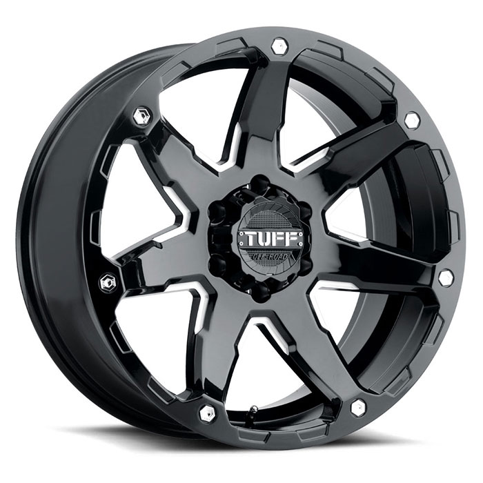 T4A Off Road Rims by Tuff