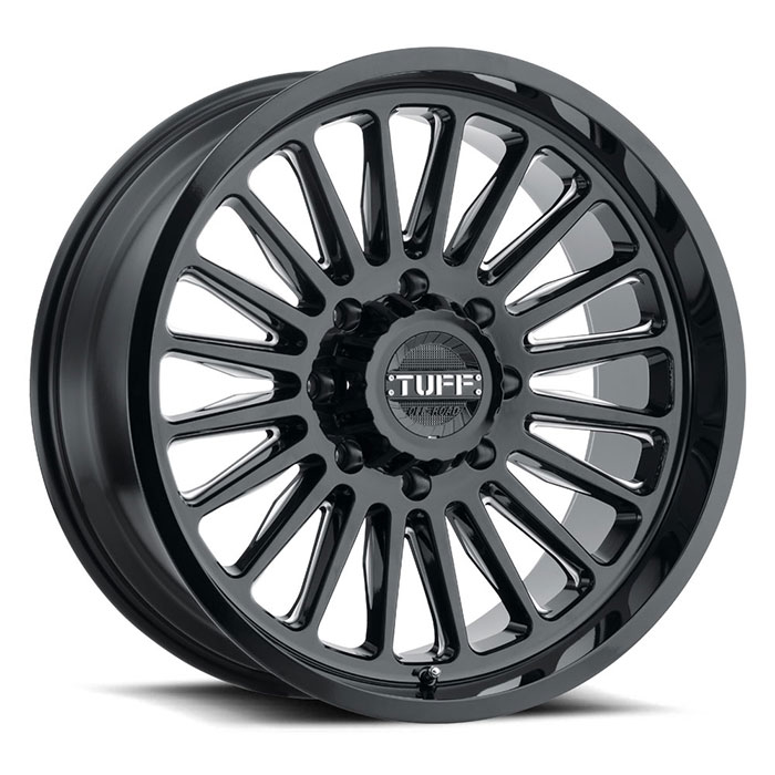 T5A Off Road Rims by Tuff