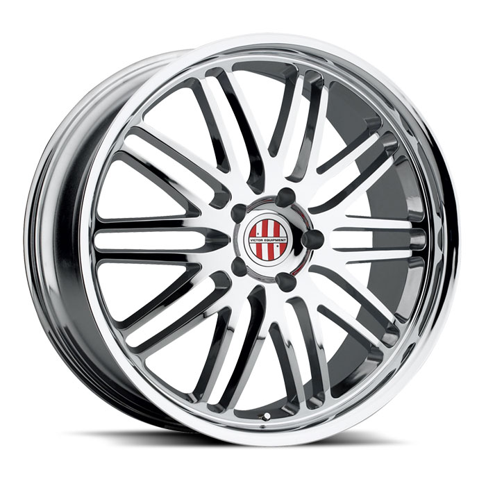 TSW Lemans Alloy Wheels Chrome