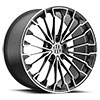 TSW Wurttemburg Alloy Wheels Gunmetal w/Mirror Cut Face