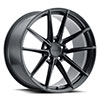 TSW Zuffen Alloy Wheels Matte Black